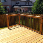 Custom Back Porch Build