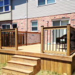 Custom Deck Build Kitchener
