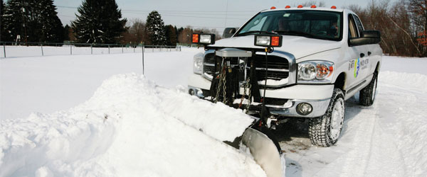 Kitchener Waterloo Snow removal and plowing