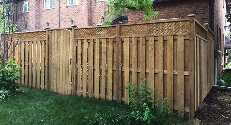 Custom Decks Amp Fences In Kitchener Waterloo Yard Worx