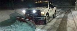 24/7 Residential Snow Plowing Kitchener