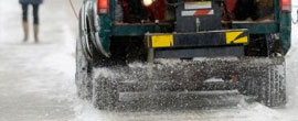 Commercial Snow Plowing & Salting